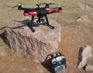 DRONE HERO 550 CON GIMBAL - IDEAFLY