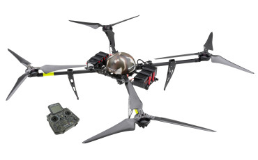 Multirotor Recon one e trasmittente