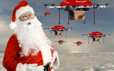 babbo natale droni coupon
