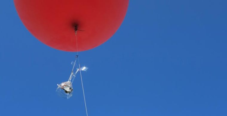 Balloon Mapping
