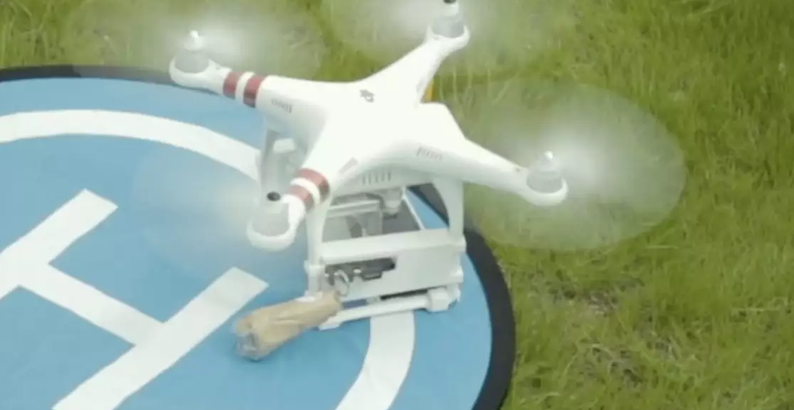drone pay worldpay